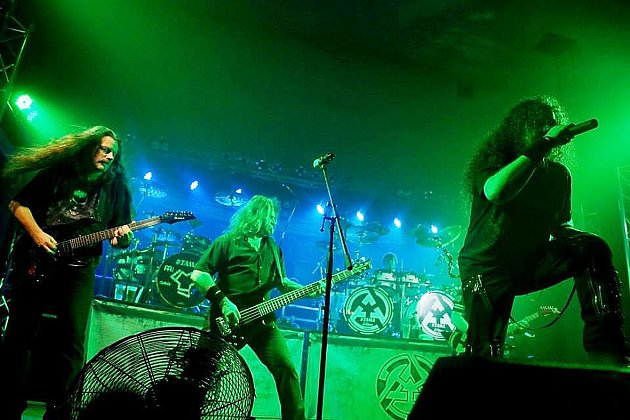 Stříbro - Česká metalová legenda Arakain se vrací do Stříbra v rámci oslav 35 let fungování kapely.