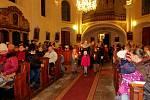 Koncert v kostele přinesl ovace