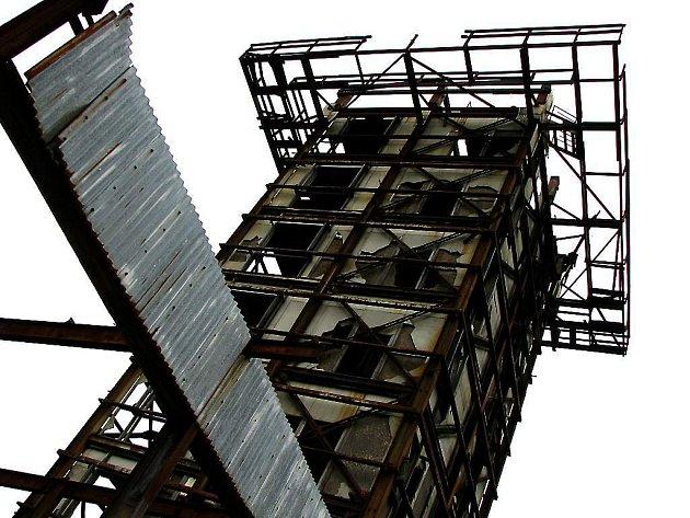Vojenská věž.
