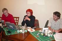 Jan Florian a Miroslava Válová (na snímku) z MASu Český Západ nabídli před dvěma lety možnosti dotace projektům.