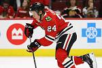 Německý hokejista původem z Plané u Tachova Dominik Kahun zažívá premiérovou sezonu v NHL. Pokud mu v Chicagu prodlouží kontrakt, zahraje si s Blackhawks i v Praze.
