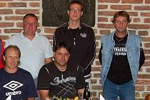 V chodovoplánské restauraci pivovaru Chodovar Ve Skále byla zakončena jarní část Tip ligy Tachovského deníku.