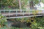 Most bude opatřen novými nátěry, kvůli tomu bude na dva dny uzavřen.