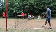 V Labuti se uskutečnil již osmnáctý ročník v nohejbale tříčlenných týmů.