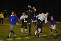 Přípravné utkání sehráli ve středu dorostenci Sparty Praha U18 s Rozvadovem
