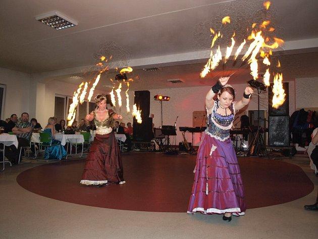 Městský ples v Boru