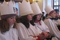 Už desátý ročník Tříkrálové sbírky byl ve čtvrtek zahájen na stříbrské radnici.