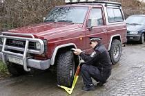 Městská policie ze Stříbra nejvíce řeší neukázněnost řidičů.