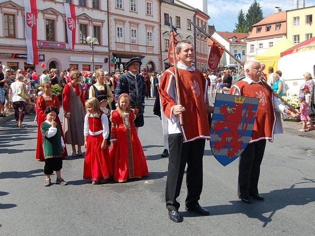 Historické slavnosti 2013