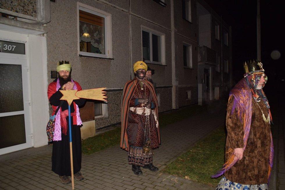 Tři králové v Kladrubech