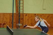 Stolní tenis – extraliga žen: S. Bor TeVo Caesar Group – ČSAD Hodonín B 5:5