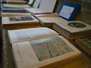 V Městské knihovně v Plané je k vidění výstava Babička.