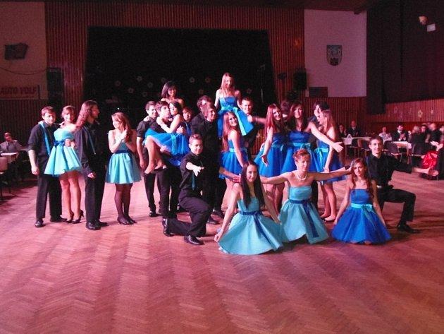 Městský ples ve Stříbře