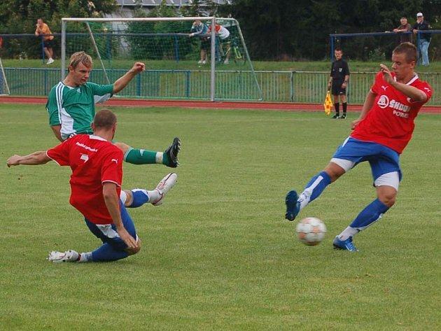 Přípravný fotbal: Fotbalový klub Tachov – Viktoria Plzeň B 2:9 (1:5)