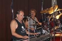 Kapela Turbo přilákala do stříbrského kulturáku 300 posluchačů.