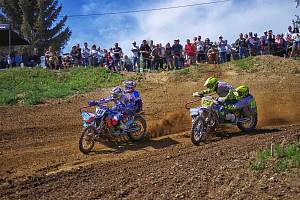 Ve Stříbře se jede český šampionát