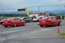 Letiště na Kříženci patřilo Auto Moto Párty.