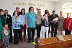 Ojedinělá slavnostní událost se odehrála v neděli ráno v Lestkově.