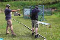 KVZ Tachov na své střelnici pořádal střeleckou soutěž o Pohár senátora Tachovska a Chebska.
