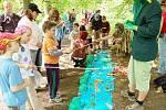 Poklad Jízdárny hledalo skoro čtrnáct set lidí