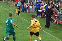 V krajském přeboru porazil nováček z Rozvadova mužstvo D. Horšovský Týn 3:1.