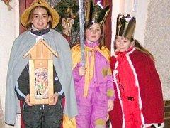Tři králové budou koledovat v  Lestkově