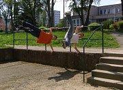 Ve Stříbře je skupinka nadšenců, která se věnuje sportu nesportu Le parkouru a Free Runningu