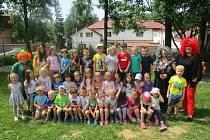 Mezinárodní den dětí: soutěže i návštěva u koní