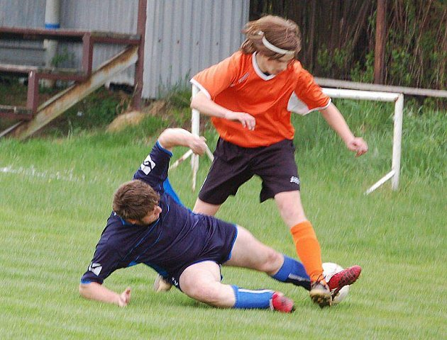 Fotbal: Stráž – Studánka 2:0