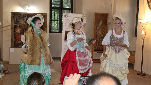Barokní slavnost v tachovském muzeu