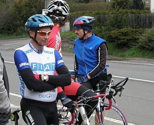 Závodník Cyklodraku Stříbro zazářil
