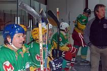 Lední hokej – regionální přebor: HC Stříbro 06 – T. Přimda 2:9 (1:1, 1:6, 0:2)