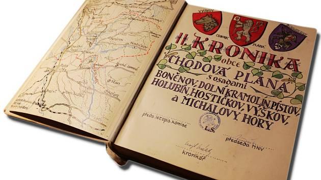 Kronika Chodové Plané.