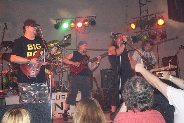 Z oslav 25 let kapely Excentr