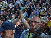 Léto v pivovaru aneb Splašené lahve i sudy a pivovarské rodeo, takové bylo letošní motto sobotních Pivních slavností