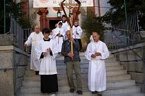 Loretánské slavnosti se letos konaly už podvacáté.