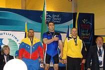 Vzpěrač  Štrunc vybojoval v Sydney bronz