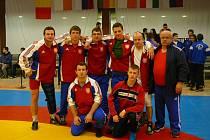 V Košicích se konal 14. ročník mezinárodního turnaje juniorů ve volným stylu.