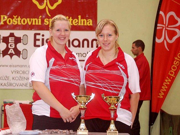 V borské sokolovně se hrál šestý ročník turnaje dorostu ve stolním tenisu Pohár Poštovní spořitelny.
