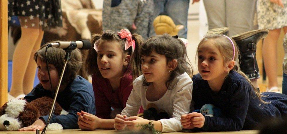 Školní Vánoční besídka dokázala opět zaplnit kulturní dům