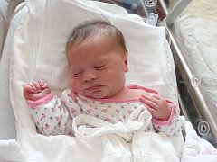 Nikola (2,98 kg, 48 cm) se narodila 31. července ve 3:56 ve Fakultní nemocnici v Plzni. Na světě svého prvorozeného chlapečka přivítali rodiče Petra a Milan Tarbajovských ze Stříbra.