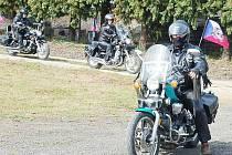 Patnáct let od založení slaví v těchto dnech motorkářský klub Cobra MC Tachov