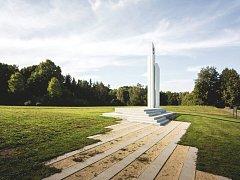 VÍTĚZEM SOUTĚŽE VYFOŤ PROJEKT se stal také Michal Cetkovský ze svým souborem mapujícím naučnou stezku a úpravu památníku bity u Tachova.