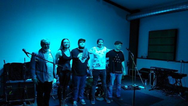 Z koncertu Michala Pavlíčka a jeho tria.
