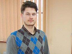 Michal Kandler, vedoucí nízkoprahových klubů v Tachově a ve Stříbře.