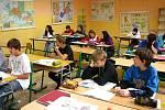 Škola v Plané na Valech.