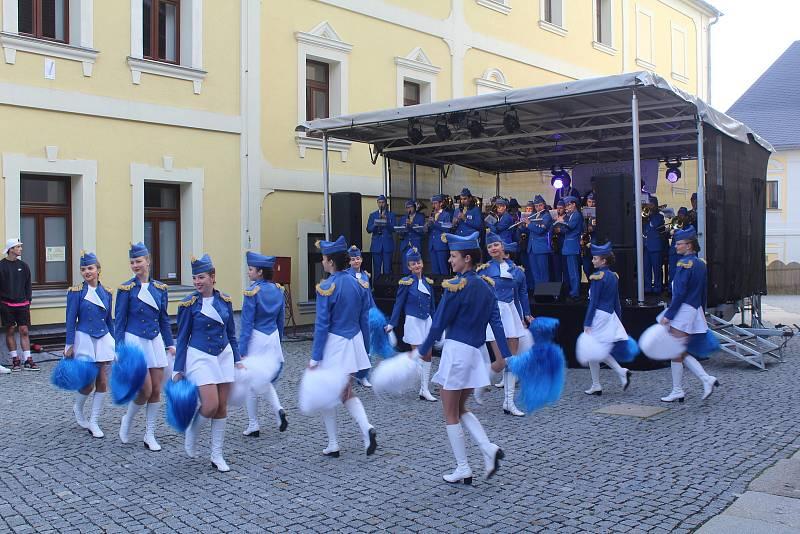 Z oslav 125 let od založení SŠŽ Planá.