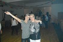 Hasiči plesali ve Vlčáku
