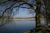 Šmatlavý rybník u Vilémova.