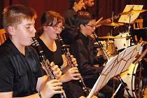 Tóny mládežnických orchestrů zněly na přehlídce